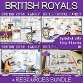 British Royal Family - EFL worksheets