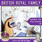 British Royal Family Dice
