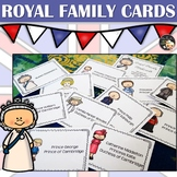 British Royal Family Flashcards