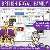 British Royal Family Unit