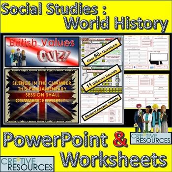 British Society Quiz