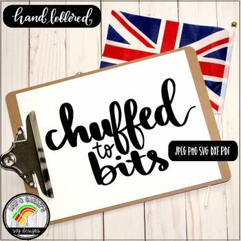 British Speak SVG Design Bundle