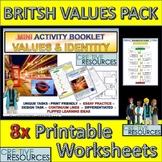 British Values Activity Pack