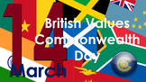 British Values Commonwealth Day 2016: An Inclusive Commonw