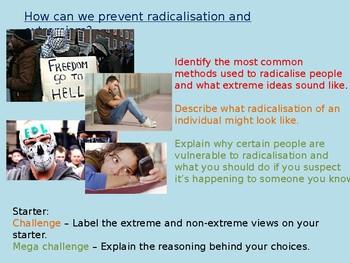British Values: Extremism: Prevent