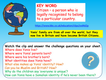 British Values: Identity