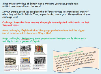 British Values: Identity and Diversity
