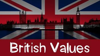 British Values PowerPoint Presentation for Young Children - Preschool