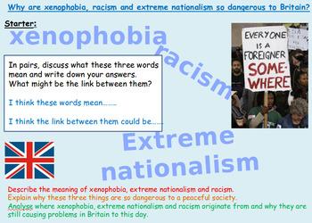 British Values: Racism