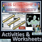 British Values and Identity Student Work Booklet & Activities