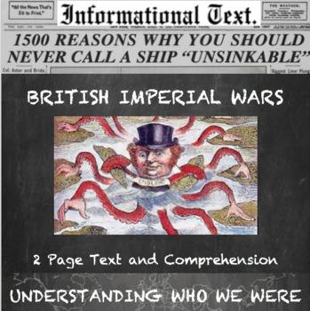 British Wars of Imperialism