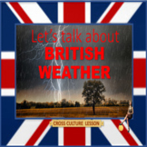 British Weather – cross culture ESL adult conversation