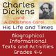 British Writers Bundle J.K. Rowling, Roald Dahl, Charles Dickens - Texts & More