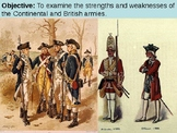 British and Colonial Advantages and Disadvantages PPT
