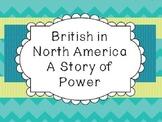 Michigan History: British in North America Unit - A Story