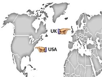 British vs. American English ESL