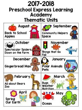 Brittany Curriculum Map