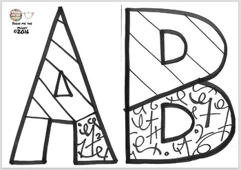 Britto A to Z Alphabet