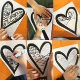 Britto Heart Template