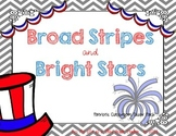 Broad Stripes & Bright Stars (A Patriotic classroom theme set)