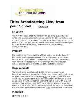 Broadcast Live