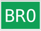 Broadway Street Sign Printable Poster