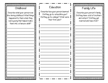 Brochure Bundle {Biography, Persuasive, Opinion, Fiction, and More!}