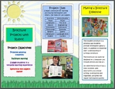 Brochure Projects with Rubric