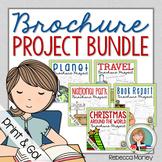 Brochure Research Project Bundle