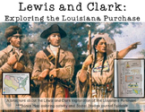 Lewis and Clark Expedition of the Louisiana Purchase Broch