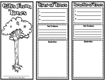 Brochure: The Uses and Benefits of Trees