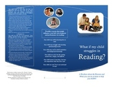 Brochure: What if my child struggles in reading?