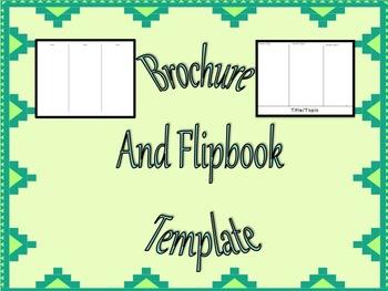 Brochure and FlipBook Templates