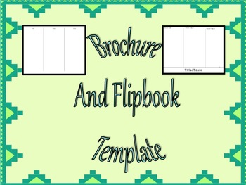Brochure and FlipBook Templates