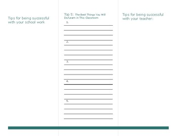 Brochure for Future Students