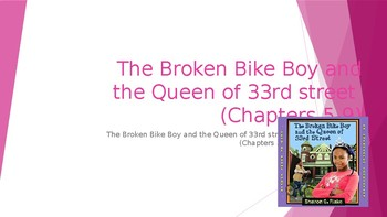 Broken Bike Boy Chapters 5-9  Lit Camp