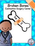 Broken Bones A Contraction Surgery Center