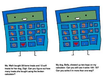 Broken Calculators