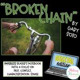Broken Chain Digital Reader's Notebook