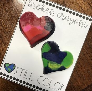 Broken Crayons Still Color - Make Your Own Crayons!