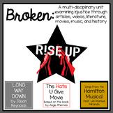 Broken: Examining Injustice Hamilton Songs, The Hate U Giv