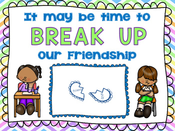 Girls Group Activities for Troubled Friendships