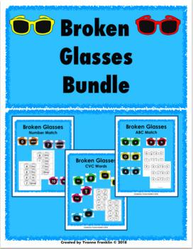 Broken Glasses Bundle