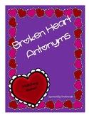 Broken Heart Antonyms