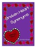 Broken Heart Synonyms
