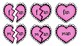 Broken Heart Valentine Valen-Rhymes Phonics Blends -AN 3 Letter Words