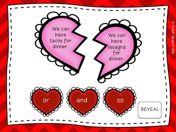 Broken Hearted: Speech/Language NPST Activities