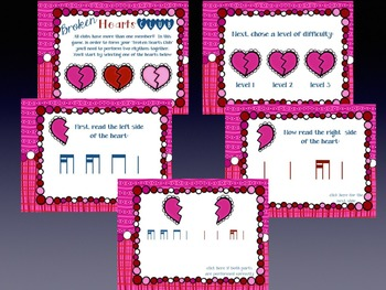 Broken Hearts Club: PDFs and Worksheets to Practice Partwork- tika-ti