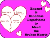 Expand and Condense Logs to Mend Broken Hearts