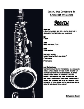 Broken- Music For Jazz Combo